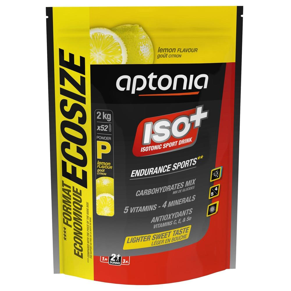 Boisson+isotonique+poudre+ISO+citron+2kg