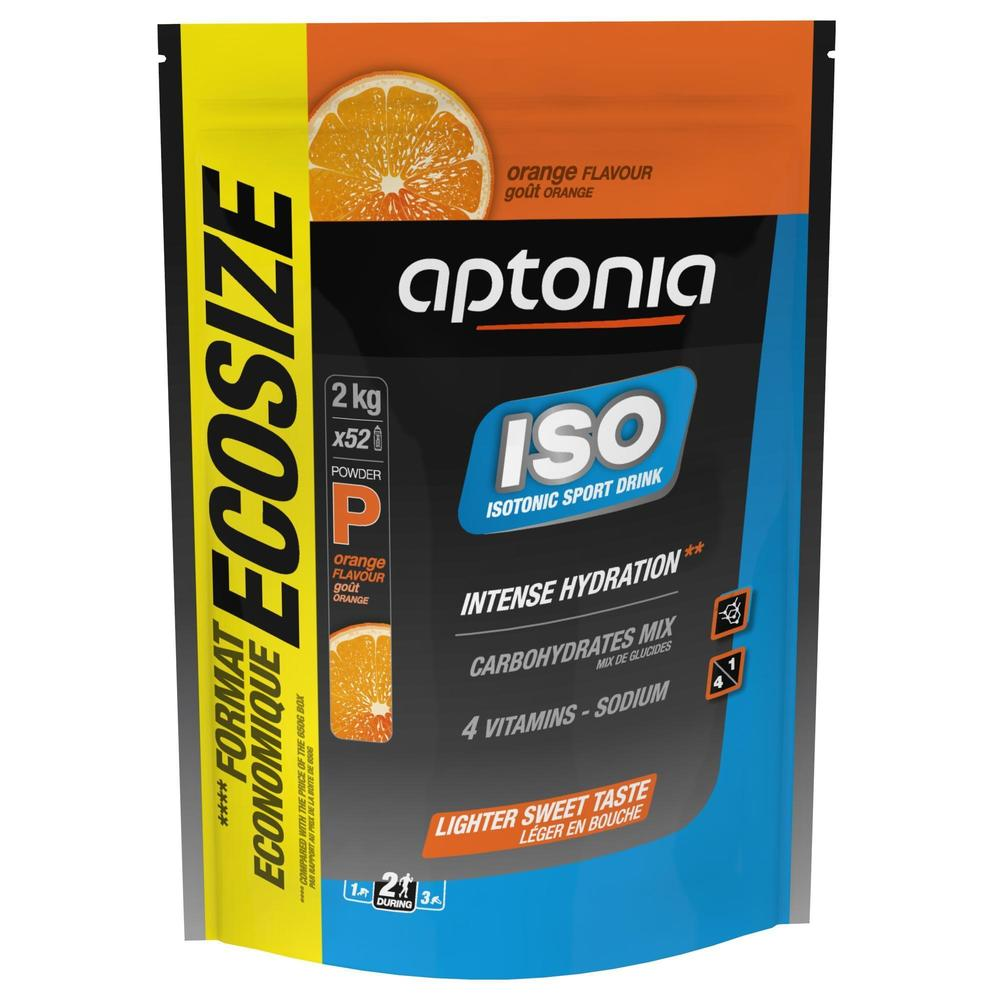 Boisson+isotonique+poudre+ISO+orange+2kg
