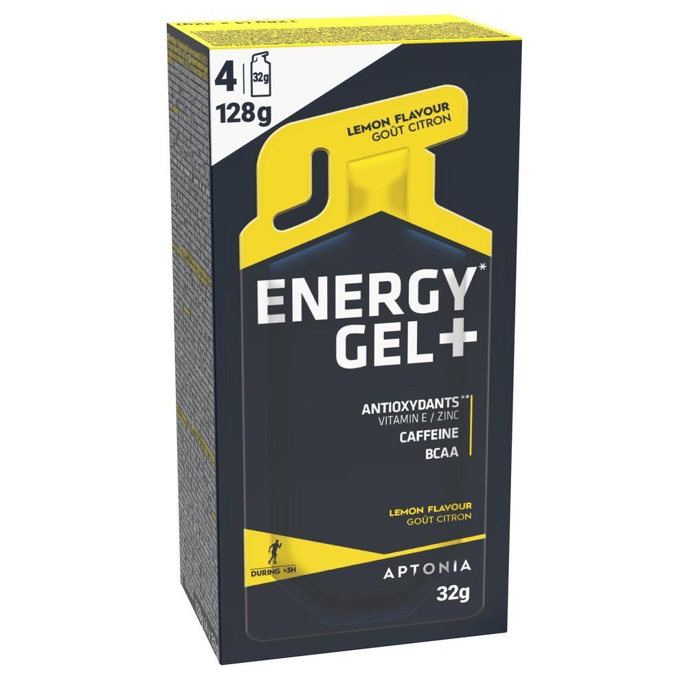 Gel+nerg+tique+ENERGY+GEL+citron+4+x+32g