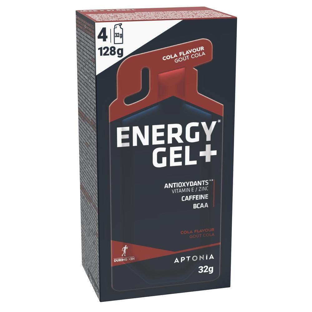Gel+nerg+tique+ENERGY+GEL+cola+4+x+32g